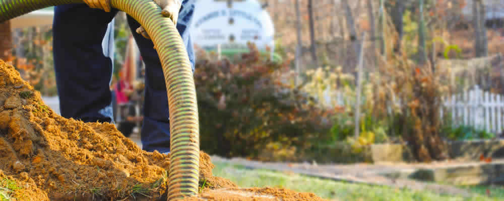 septic tank cleaning in Chattanooga TN